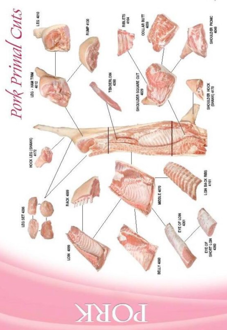Meat cuts | The Complete Book