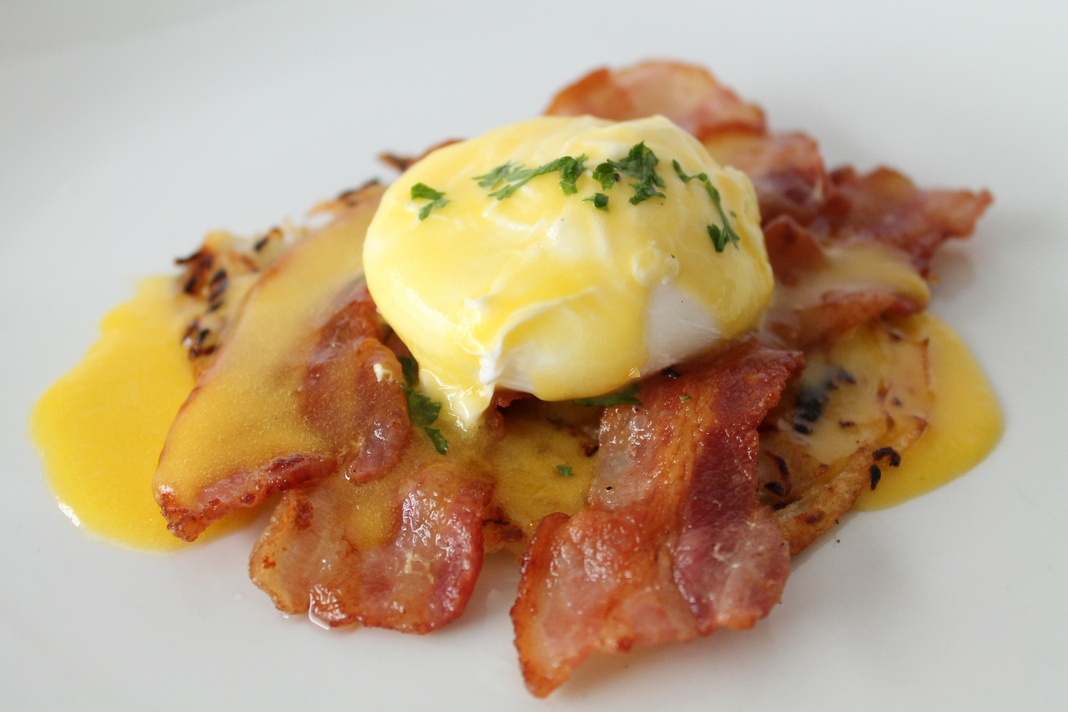 Eggs Benedict aka Heaven on a Plate | The Complete Book
