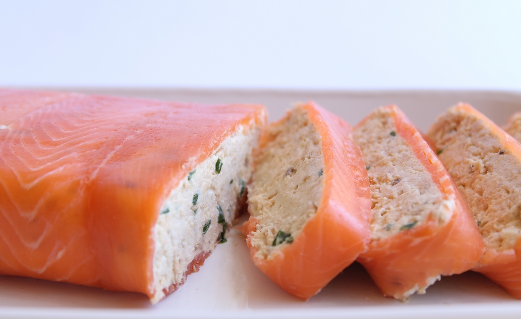 smoked salmon terrine the complete book. Black Bedroom Furniture Sets. Home Design Ideas