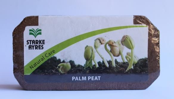 Palm peet