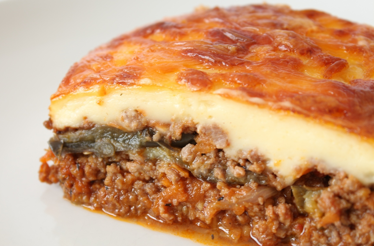 moussake recipe