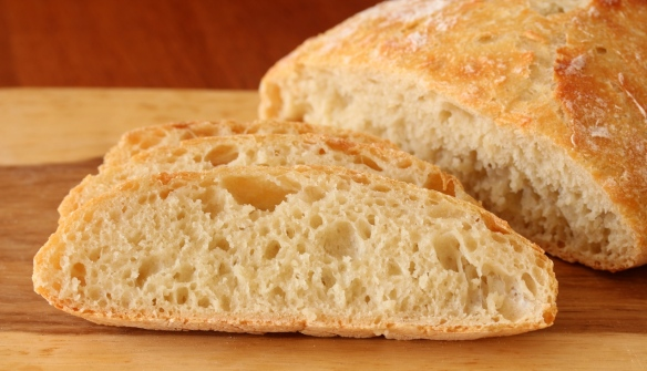 No knead crusty bread  4