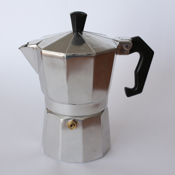 Pete's coffee pot