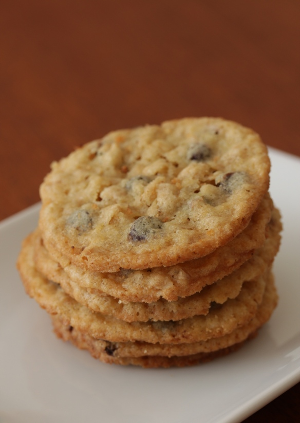 Choc Chip Oat Biscuits 6