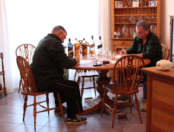 Whisky tasting 11