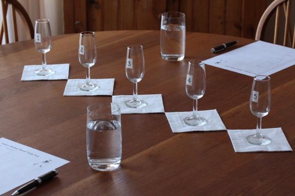 Whisky tasting 2