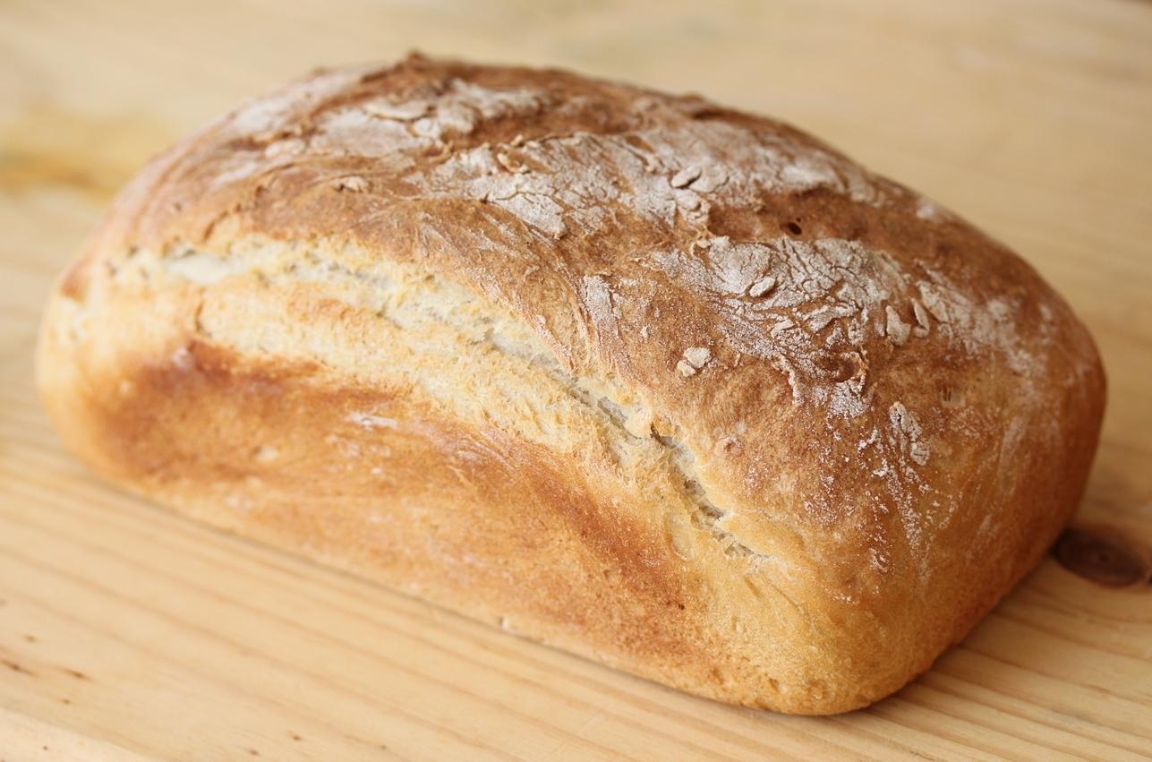 Quick No-Knead Bread | The Complete Book
