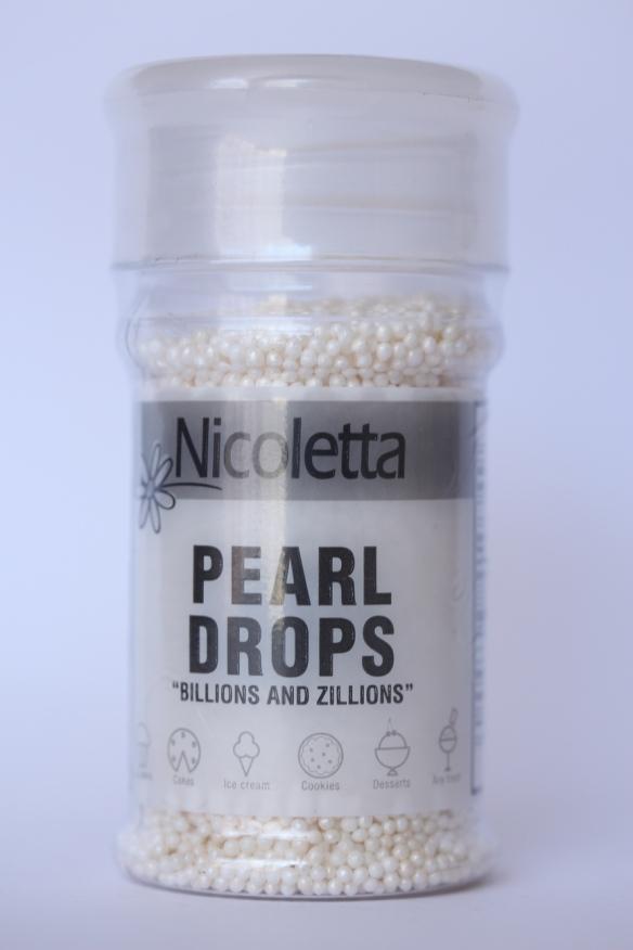 Pearl sprinkles
