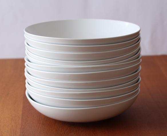 soup pasta bowls