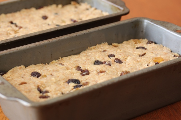 unbaked rusks