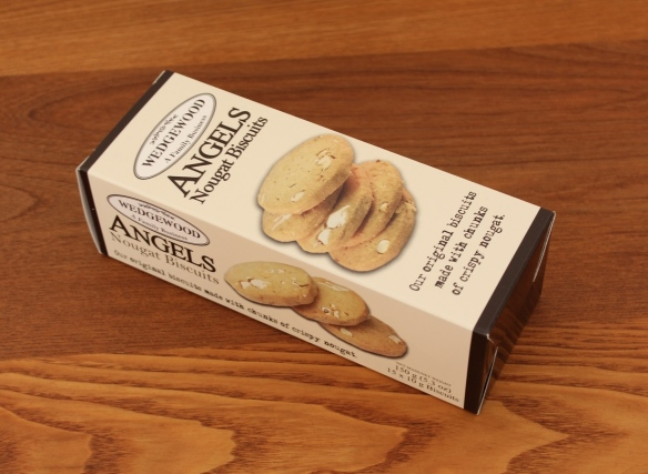 Angels nougat biscuits