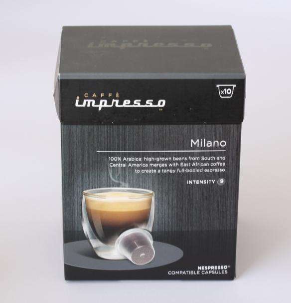 Cafe Impresso pods