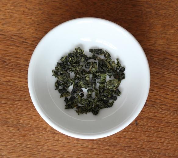Anxi Tie Guan Yin Oolong Tea 1