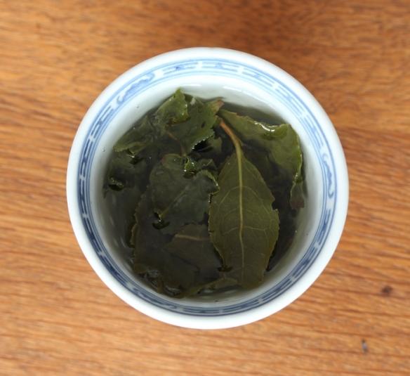 Anxi Tie Guan Yin Oolong Tea 2