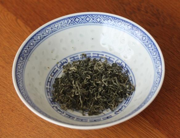 Bio Luo Chun Green Tea (Pi Lo Chun) 1
