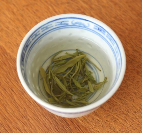 Bio Luo Chun Green Tea (Pi Lo Chun) 2