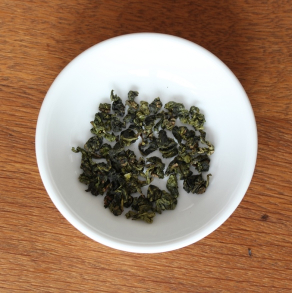 Goddess Oolong Tea 1