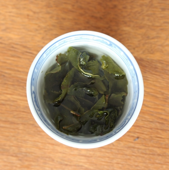 Goddess Oolong Tea 2