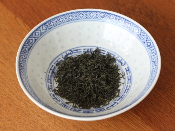 Lu Shan Yum Wu Green Tea 1