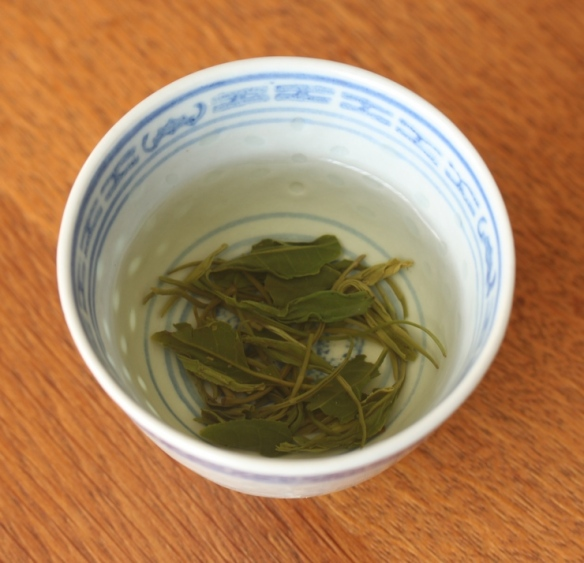 Lu Shan Yum Wu Green Tea 2