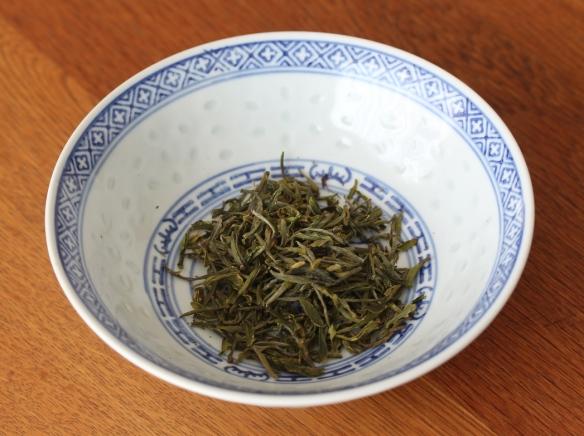 Non Pareil Te Gong Huang Shan Mao Feng Green Tea 1