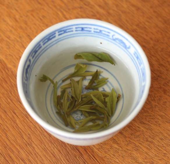 Non Pareil Te Gong Huang Shan Mao Feng Green Tea 2