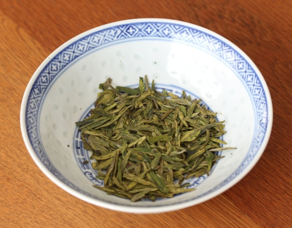 Organic Superfine Dragon Well Long Jing Green Tea 1