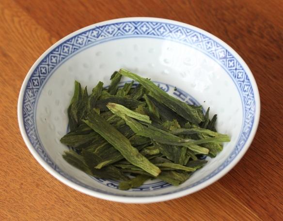 Premium Tai Ping Hou Kui Green Tea 1