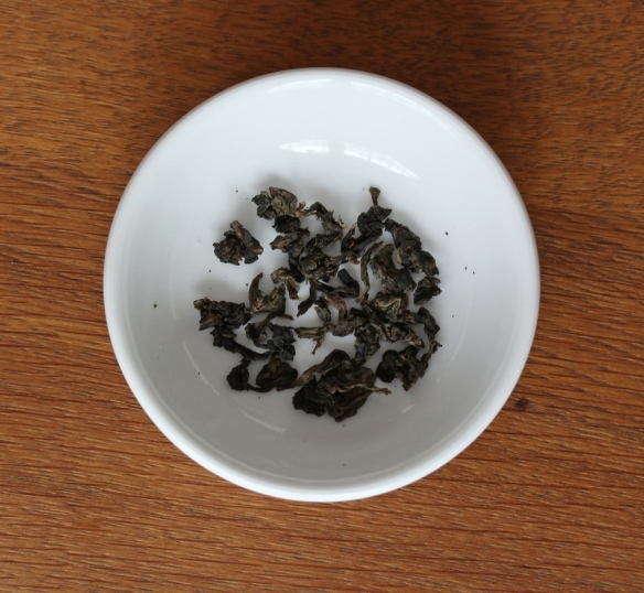 Taiwan Tie Guan Yin oolong Tea 1