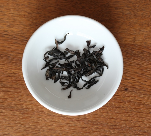 Wuyi Rock Oolong Tea 1