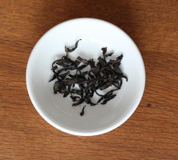 Wuyi Rock Oolong Tea 1