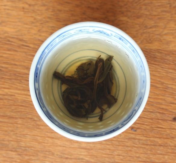 Wuyi Rock Oolong Tea 2