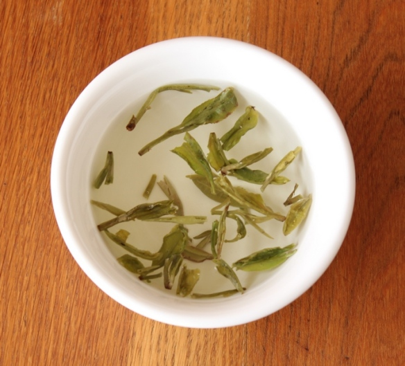 Dragen Well green tea 2