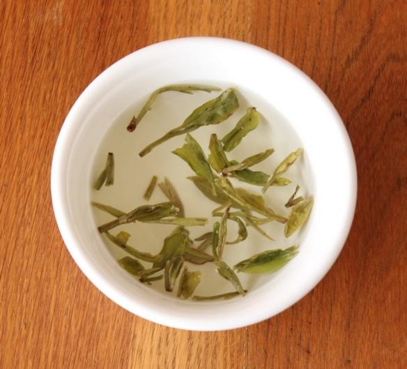 Dragen Well green tea 2