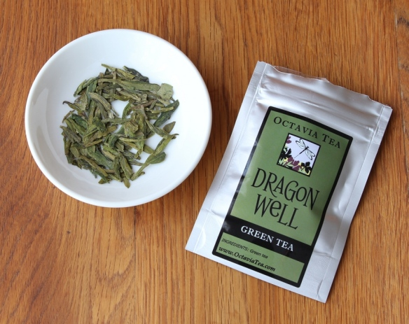 Dragen Well green tea