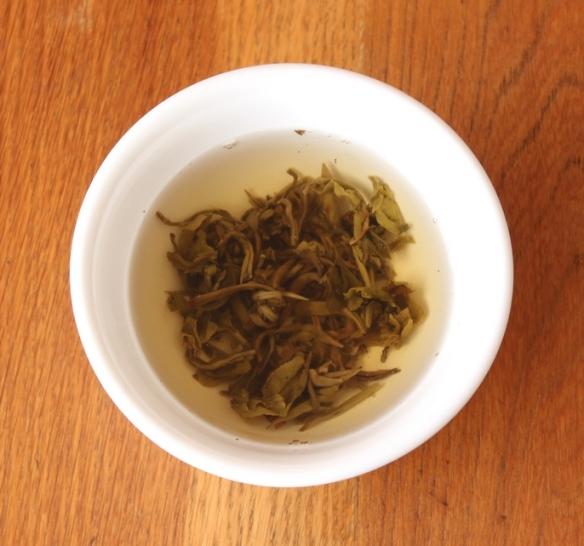 Jasmine Pearl organic tea 2