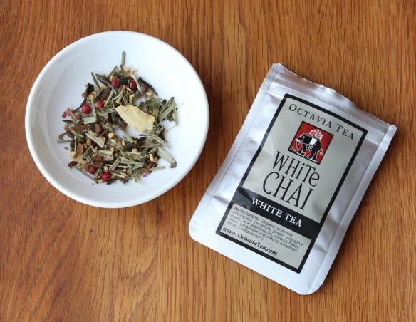 White Chai tea