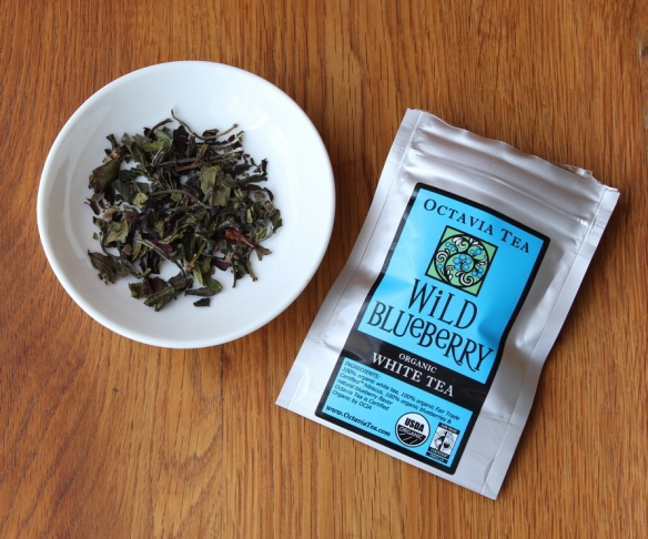 Wilb Berry Organic white tea