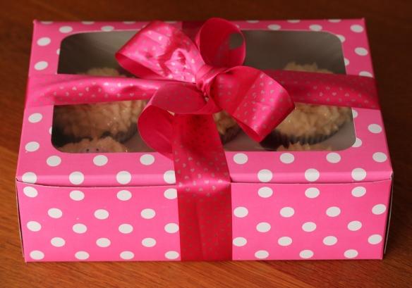 Jasmine's cupcakes 1