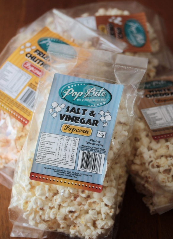 Popbite popcorn 1