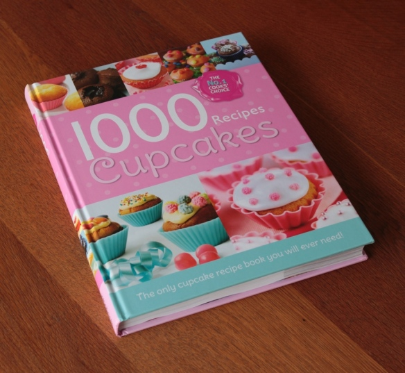 Cucake recipe book