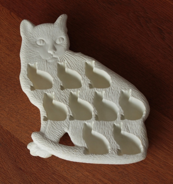 Kitty mould